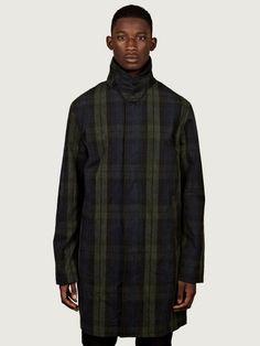 YMC Tartan. Men's Fall Fashion 2013.