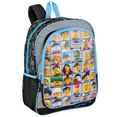 Lego Backpack for school on Amazon!