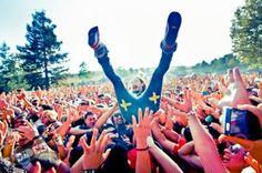 Steve Aoki at Identity Festival 2011