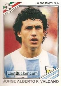 Jorge Alberto F. Valdano (Argentina)