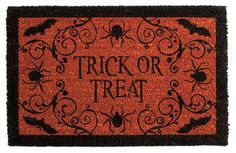 Halloween Coir Mat - eclectic - holiday decorations - Jo-Ann Fabric and Craft Store