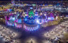 Dubai Global Village where world comes