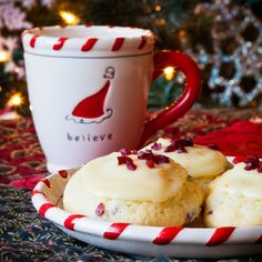 Cranberry Orange Buttermilk Cookie - The Secret Life of a Chef's Wife ...