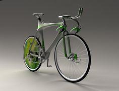 Road Bike  by  Milos Jovanovic