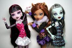 12 Hottest Toys, Monster High Dolls