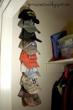 Erinu0027s Creative Energy: DIY Hat Rack
