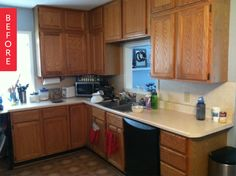 Before & After: A Fresh Kitchen Makeover For Under $500 — From the Archives: Greatest Hits