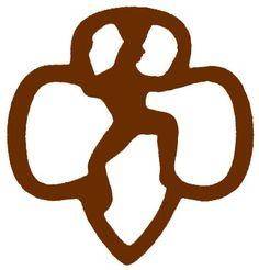 girl scouts logo clip art clipart panda free clipart images rh pinterest com  girl scout trefoil clipart free
