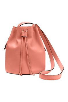 Kate Spade Saturday Drawstring Pouch, $95, available at Kate Spade Saturday.