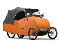 1945 Velocar Type H 99cc #CAR