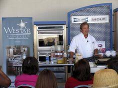 Flagstaff Wine U0026 Food Festival ~ Cooking Demonstration Thanks To Sub Zero U0026  Wolf And