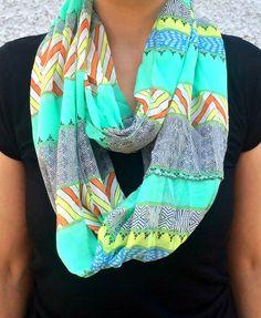4 Pack of Tribal Print Infinity Scarves - $15.99. https://www.bellechic.com/deals/7f09275fe230/4-pack-of-tribal-print-infinity-scarves