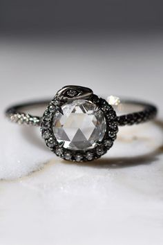 An antique ring