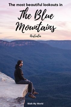 Not all views are created equal and if you don't have long in the mountains then you probably you want to make sure you see the best ones. So here's out guide to the most beautiful lookouts in the Blue Mountains.