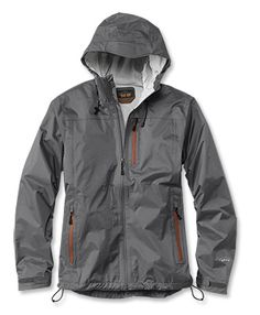 Just found this Mens Packable Lightweight Rain Jacket - Riverbend Mens Rain Jacket -- Orvis on Orvis.com!