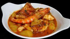 Cocinar para los amigos: Suquet de pescado