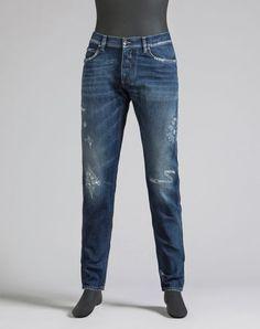 DOLCE & GABBANA Jeans. #dolcegabbana #cloth #