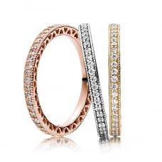d03340cbb8ee7 australia pandora rose gold eternity ring 70ada 0a5d3