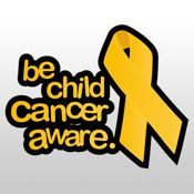 Be Child Cancer Aware...it doesn't just happen to adults :-(