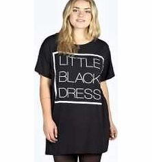 boohoo Aleena Black Dress T Shirt Dress - black pzz98788 Bring laid back to the LBD with this slogan take on the statement eveningwear style. Style it up with chunky ankle boots , a colour pop beanie and slogan clutch . http://www.comparestoreprices.co.uk/dresses/boohoo-aleena-black-dress-t-shirt-dress--black-pzz98788.asp