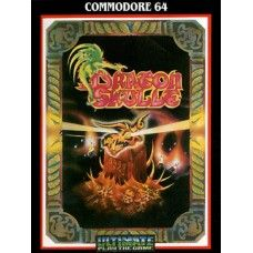 DragonSkulle for Commodore 64 from Ultimate Play The Game