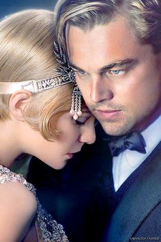 Carey Mulligan Leonardo DiCaprio The Great Gatsby Debbie The Great Gatsby 2013, Party Like Gatsby, Gatsby Wedding, Dream Wedding, Leonardo Dicaprio, Jay Gatsby, Gatsby Style, Pretty People, Beautiful People