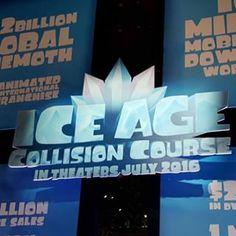 Ice Age: Collision Course - Banner & Trailer   Portal Cinema