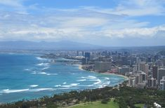 Paradise Travel: One of my favorite cities in the world is Honolulu (Waikiki)