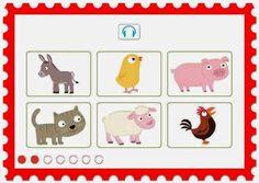 Infantil Mercedarias: ¿ que animal es ?