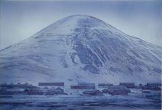 Terje Risberg (1949-) - Longyearbyen I