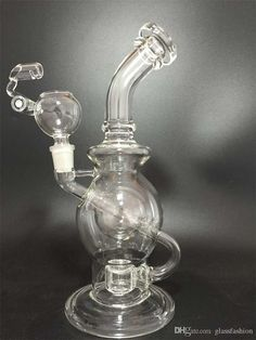 New Glass Bongs Percolator Water Bongs Round Balls Design Stylish Multi Filer Recycler Water Pipes Bongs 14.4mm Joint From Glassfashion, $40.55 | Dhgate.Com