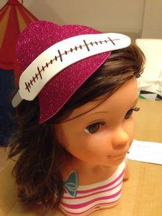 Tocado Doctora, Doctor Headband