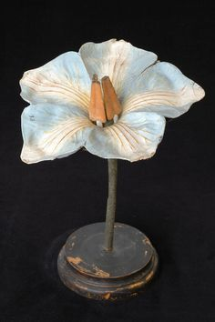 Brendel Flower Model.  Late 19th and early 20th c.