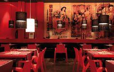 chinese restaurant design - Buscar con Google