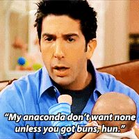 "33 Of The Most Memorable Ross Geller Moments On ""Friends"""