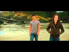 New moon - Jacob's tranformation and fight - YouTube