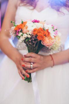 Bridal bouquet, wedding bouquet, buchet de mireasa