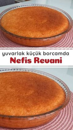 Revani (Küçük Yuvarlak Borcamda) – Nefis Yemek Tarifleri How to make Revani (Small Round Pyramid) Recipe? Illustrated explanation of this recipe in the person book and photographs of those who try it are here. East Dessert Recipes, Desserts, Turkish Recipes, Ethnic Recipes, Flaky Pastry, Mince Pies, Food Platters, Cheesecake Recipes, Easy Meals