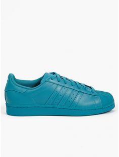100% authentic dff73 f4a3d adidas Originals Men s Lab Green Supercolor Pack Superstar Sneakers  Pharrell Williams, Superestrella, Laboratorio,