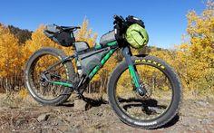 A complete Oveja Negra bikepacking setup. Photo: Greg Heil