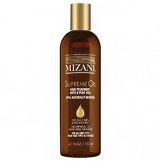 Product Review: Mizani Supreme Oil amazing product available @ Francesco Group Birmingham