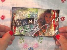 ICAD  2012 - flip through of cards