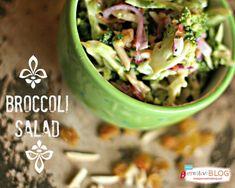 Broccoli Salad Recipe | TodaysCreativeBlog.net