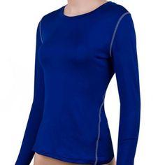 Ladies Long Sleeve Yoga T Shirt Womens Fitness Running Gym Sports Tank Tops