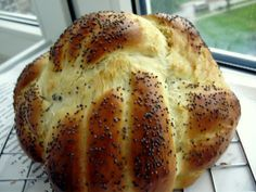 Bread Recipes, Cookie Recipes, Polish Recipes, Polish Food, Sweets Cake, Challah, Slow Food, Bread Rolls, Sweet Bread