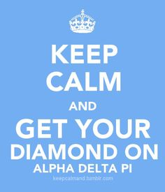 First, Finest, Forever! ADPi