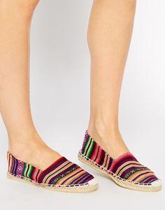Women's shoes | Heels, wedges, sandals, boots & shoes | ASOS Shoe Boots, Shoes Heels, Pumps, Espadrille Shoes, Espadrilles, Striped Flats, Color Stripes, Fashion Online, Asos