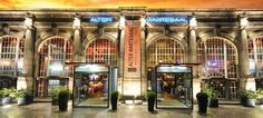 ALTER WARTESAAL - Restaurant :: Bar :: Events - Köln