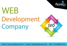 #Rankonone #Website #Design #Company india offering Web design, website development and #search engine #optimization #services. Call us at +91 8860415122