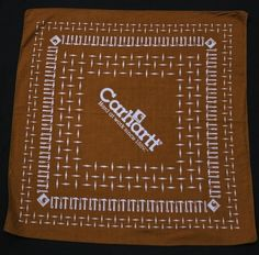 Carhartt bandana